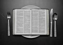 How to eat a chapter …and other Galatians study information