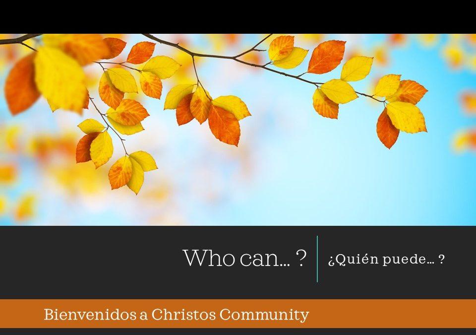 Who can… ? | Ecclesiastes 6:1 – 7:13