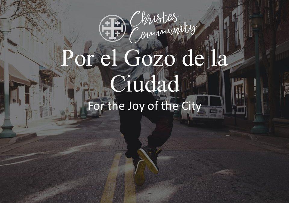 Por el Gozo de la Ciudad | Hechos 8:1-8